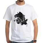 Dharma Station Identification White T-Shirt