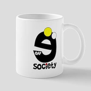 QAF Society Mug