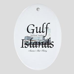ABH Gulf Islands Ornament (Oval)