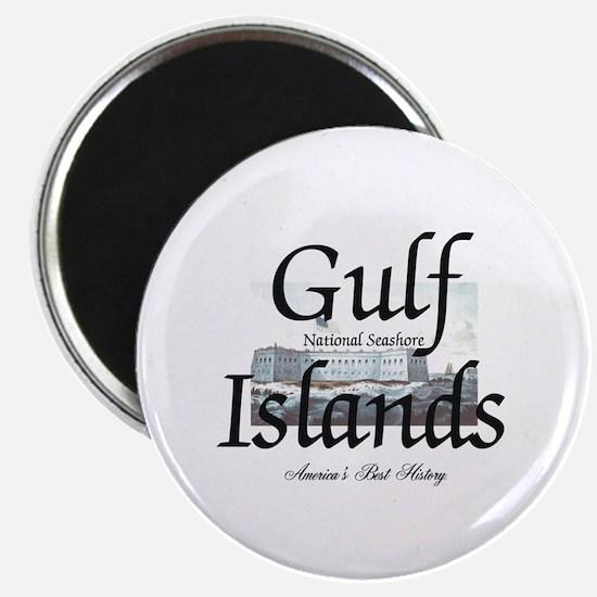 ABH Gulf Islands Magnet
