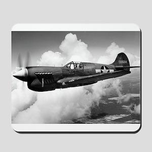 P-40 Beautiful Flight Mousepad