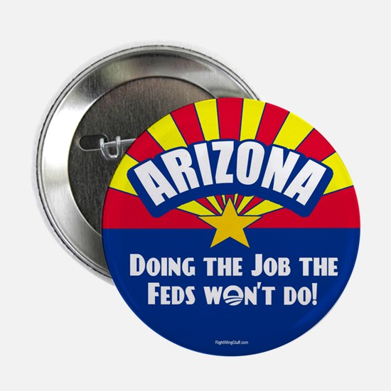 "Doing Job the Feds Won't Do 2.25"" Button (10 pack)"