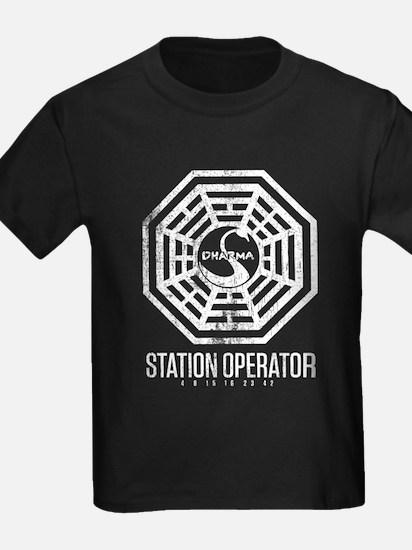 Swan Station Operator T