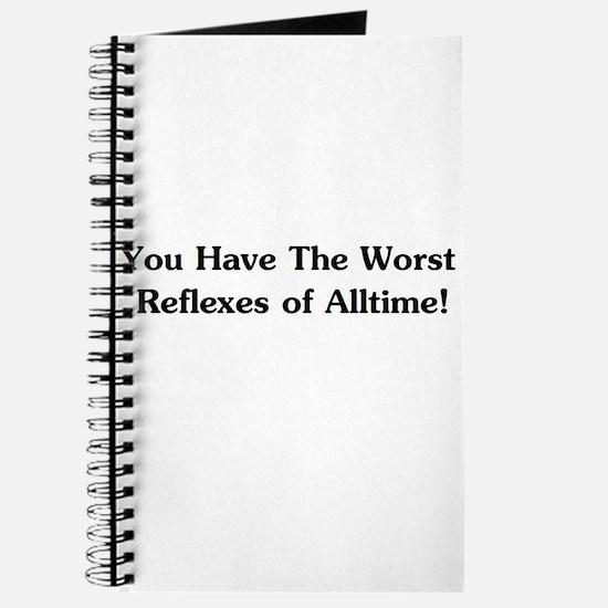 Cute Reflexes puma Journal