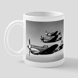 P-40 Squad Having Fun Mug