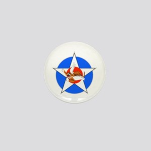 Air Force Flying Tigers Mini Button