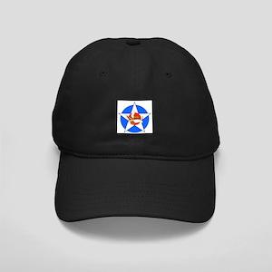 Air Force Flying Tigers Black Cap