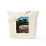 PENNA. RAILROAD 1960 Cover Tote Bag