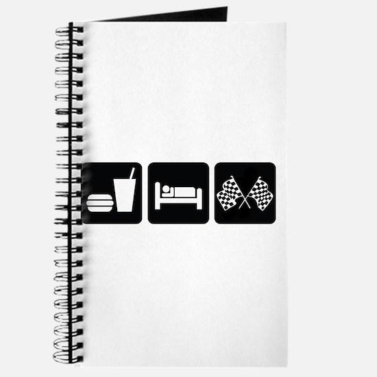 Eat Sleep Race Journal