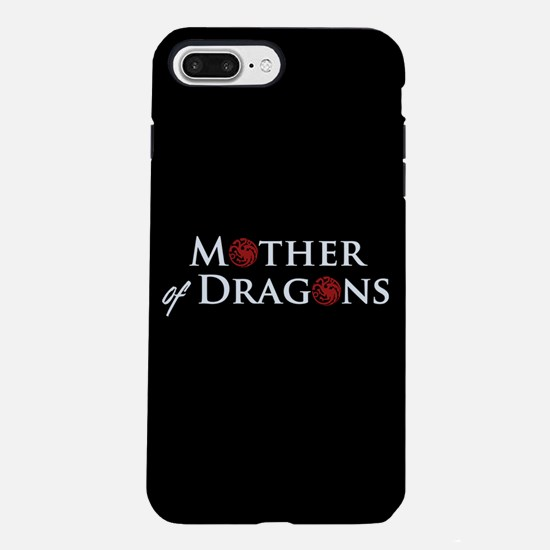 GOT Mother Of Dragons iPhone 7 Plus Tough Case