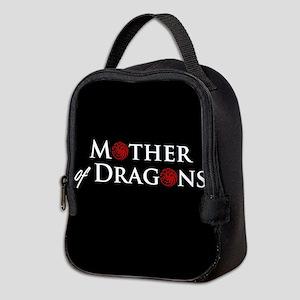 GOT Mother Of Dragons Neoprene Lunch Bag