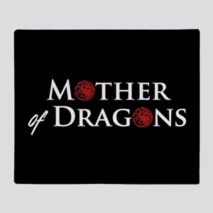 GOT Mother Of Dragons Throw Blanket