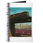 PENNA. RAILROAD 1960 Cover Journal