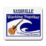 Nashville Flood Mousepad