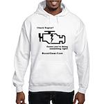 Check Engine - Hooded Sweatshirt