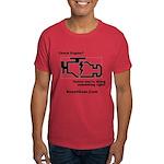 Check Engine Light - Dark T-Shirt