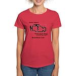 Check Engine - Women's Dark T-Shirt