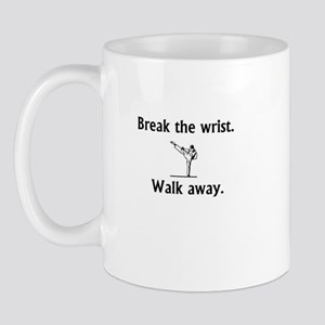 breakwristwalkaway Mugs