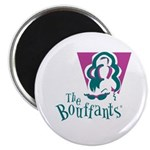The Bouffants Magnet (100 pack)