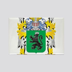 Prado Family Crest - Coat of Arms Magnets