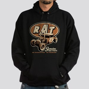 RAT - Semi Pipes Hoodie (dark)