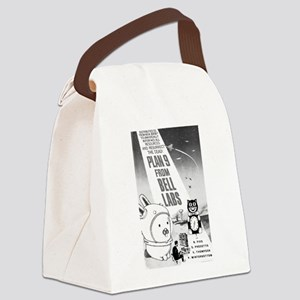 plan9 from bell labs Canvas Lunch Bag