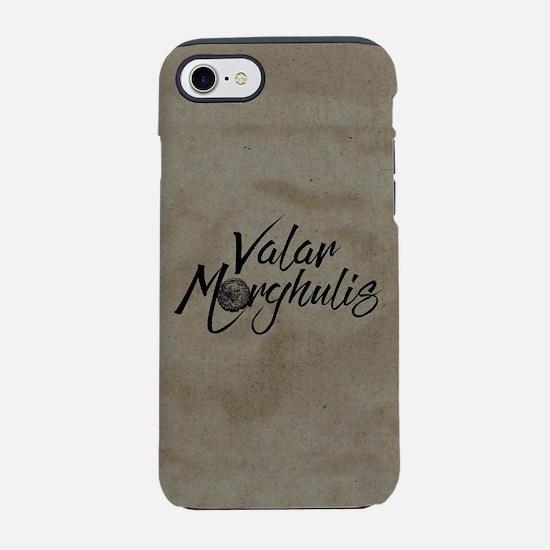 GOT Valar Morghulis iPhone 7 Tough Case