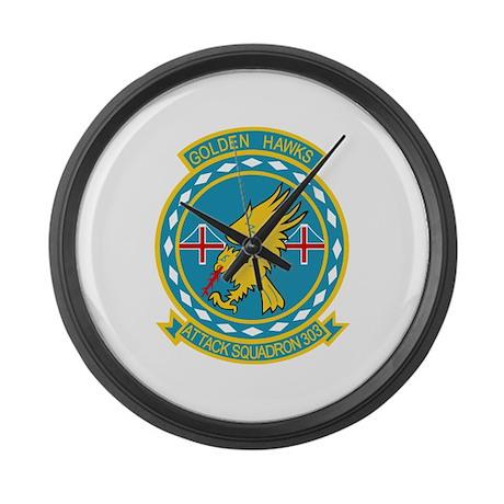 VA-303 Large Wall Clock