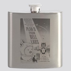 plan9 from bell labs Flask