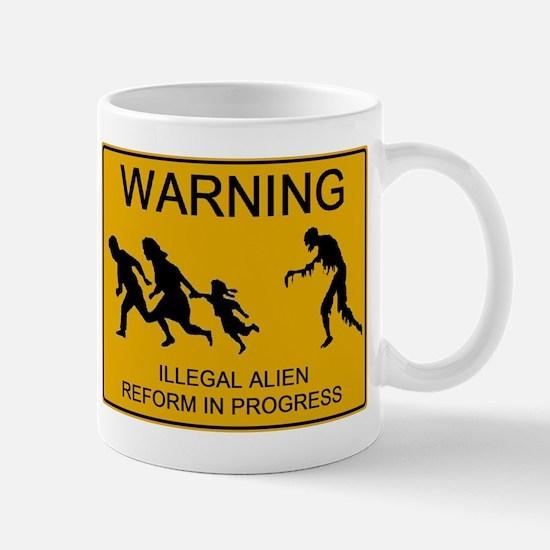 Unique Border crossing Mug