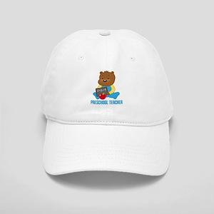 Preschool Teacher Bear Cap