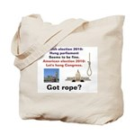 Hung Congress Tote Bag