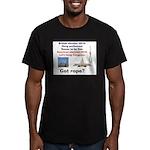 Hung Congress Men's Fitted T-Shirt (dark)