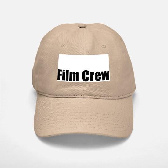 """""""Film Crew"""" Baseball Baseball Cap"""