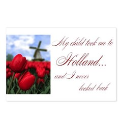 Holland Postcards (Package of 8)