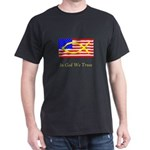 In God We Trust Black T-Shirt
