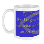 Bible Verse (John 3:16) Mug