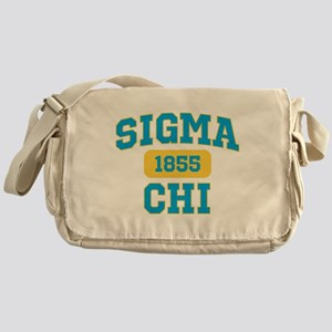Sigma Chi Athletic Messenger Bag