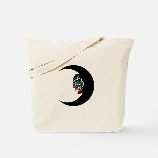FORWARD THE NIGHT Tote Bag
