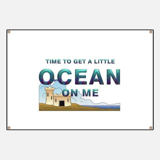 Ocean Time Banner