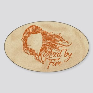 GOT Kissed By Fire Sticker
