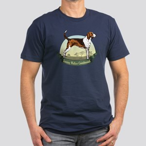 Treeing Walker Coonhound: Banner Series Men's Fitt