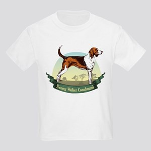 Treeing Walker Coonhound: Banner Series Kids Light