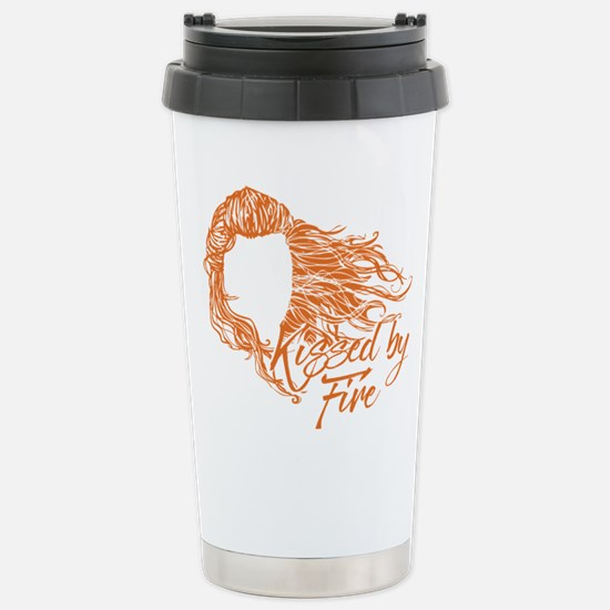 GOT Kissed By Fire Travel Mug