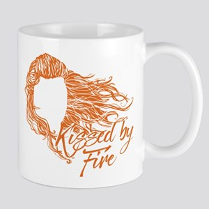 GOT Kissed By Fire Mugs