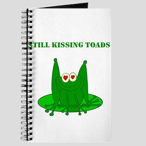 Still Kissing Toads Journal