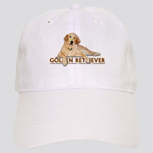 Golden Retriever Painted Cap