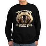 Mama Grizzlies Sweatshirt (dark)