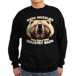 Mama Grizzlies Sweatshirt (dark)
