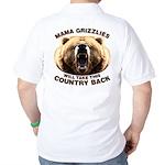 Mama Grizzlies Golf Shirt